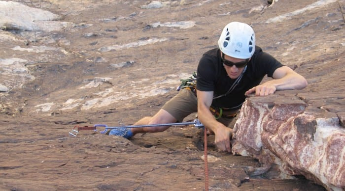 Picture of Rock Climbing Basics