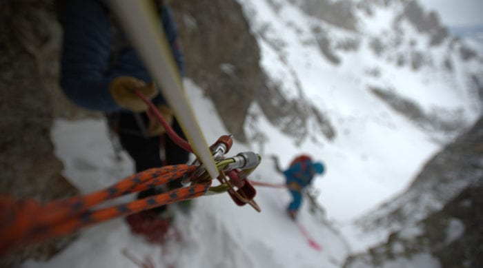 Picture of Ski Mountaineering in Rocky Mountain National Park