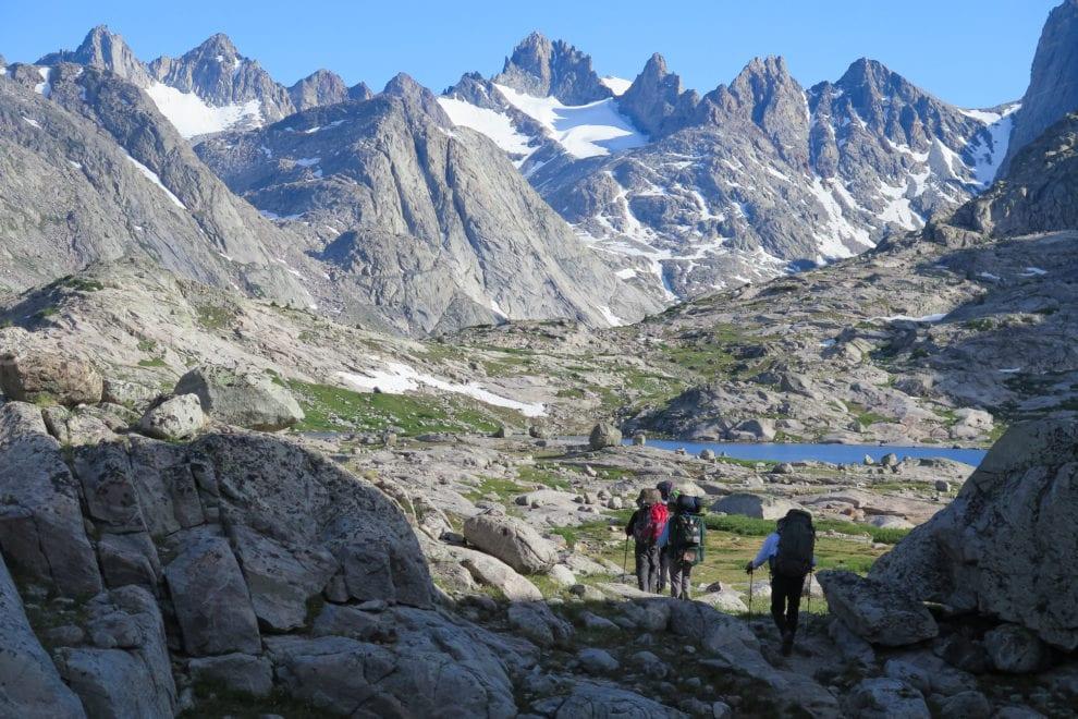 Gannett Peak Climb