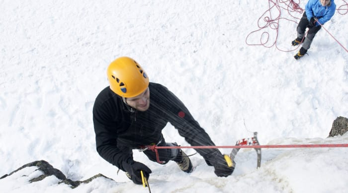 Picture of Climb Ice in Cody