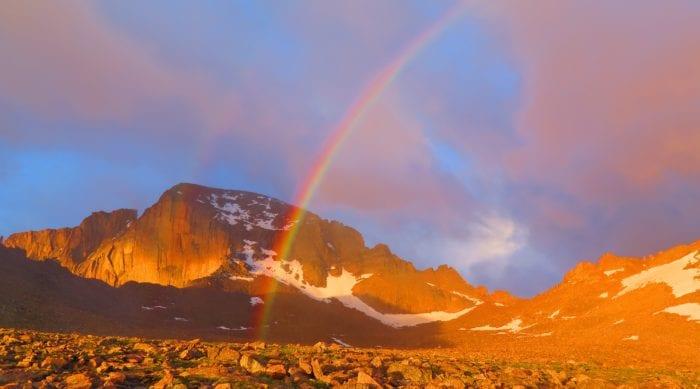 Picture of Climb Longs Peak